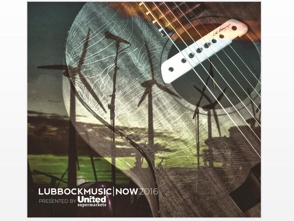 Lubbock Music Now 2016 Cover by Ashley Saed