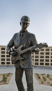 Buddy Holly Plaza